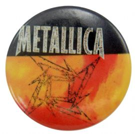 Metallica - 'Reload Logo' Button Badge